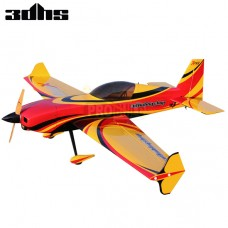"3D Hobby Shop 52"" Velox Revolution - Red/Yellow Scheme"