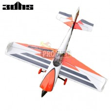 "3D Hobby Shop 52"" Edge 540 Orange"