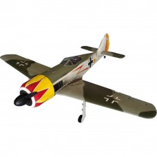 "Aces High 62"" FW-190 - Red"