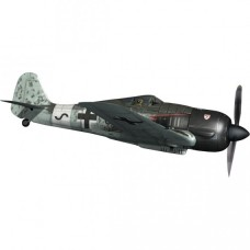 "Aces High 62"" FW-190 - Black"