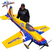 "AJ Aircraft 103"" AJ Slick 540 - 10th Anniversary Edition"