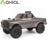 AXIAL SCX24 1967 Chevrolet C10 1/24 4WD-RTR, Silver