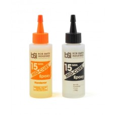 BSI MID-CURE™ 15 MIN EPOXY (4 1/2OZ)