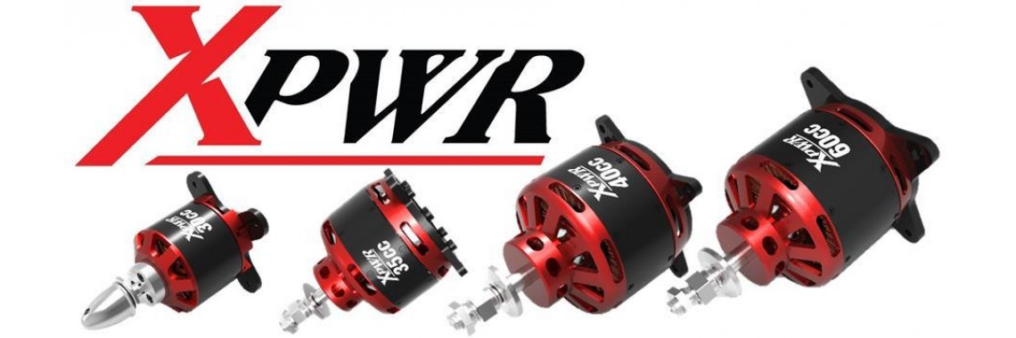 Xpwr Electric Motors