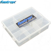 FASTRAX PARTS BOX 180MMX140MM (8 SECTIONS)
