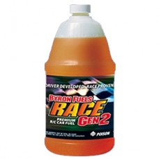 Byron Race Gen2 Car Fuels