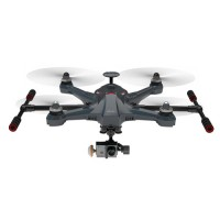 WALKERA CARBON SCOUT X4 DRONE FPV2 DEVOF12E, G-3D GIMBAL, ILOOK+, GROUND STAT