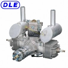 DLE-40 Twin Gas Engine