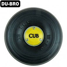 Dubro J3 1/5 Scale Wheel 3 3/8 ins