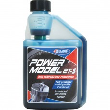 Deluxe Power Model 2T-S Oil (500ml)