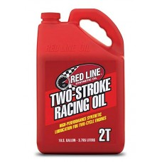 Redline Two Stroke Racing Oil 3.785lt (1US-Gal)