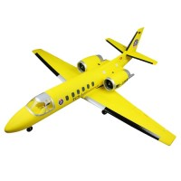 DYNAM CESSNA 550 SWISS TURBO JET 1180MM W/O TX/RX/BATT
