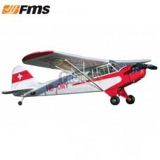 FMS 1400MM J3 CUB V2 W/FLOAT ARTF W/O TX/RX/BATT