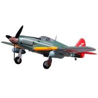 FMS 995MM KI-61 KAWASAKI ARTF W/O TX/RX/BATT HIGH SPEED