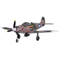 FMS 980MM P-39 AIRCOBRA CAMO HIGH SPEED ARTF W/O TX/RX/BATT