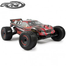 FTX SIEGE 1/10TH 2WD RTR BRUSHED TRUGGY - RED