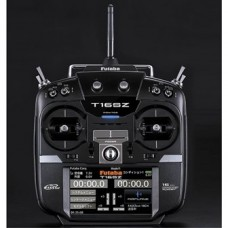 Futaba T16SZ 16-Channel 2.4GHz (Mode 1) Combo with R7008SB Receiver