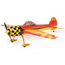 GB-Models Yak 55m 2.2 Yellow / Red 50CC