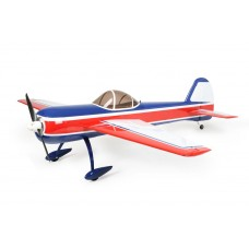 GB-Models Yak 55m 2.2 White/Blue 50CC