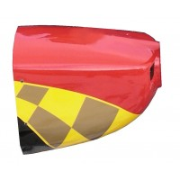 Cowl for GB MODELS Extra330SC yellow / red
