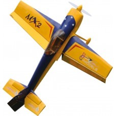 GB Models MX2 Yellow & Blue 132CM