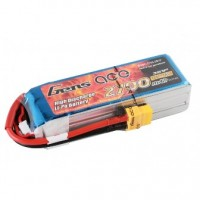 Gens ace 2700mAh 14.8V 35C 4S1P Lipo Battery Pack