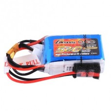 Gens ace 520mAh 30C 11.1 v lipo model aircraft batteries