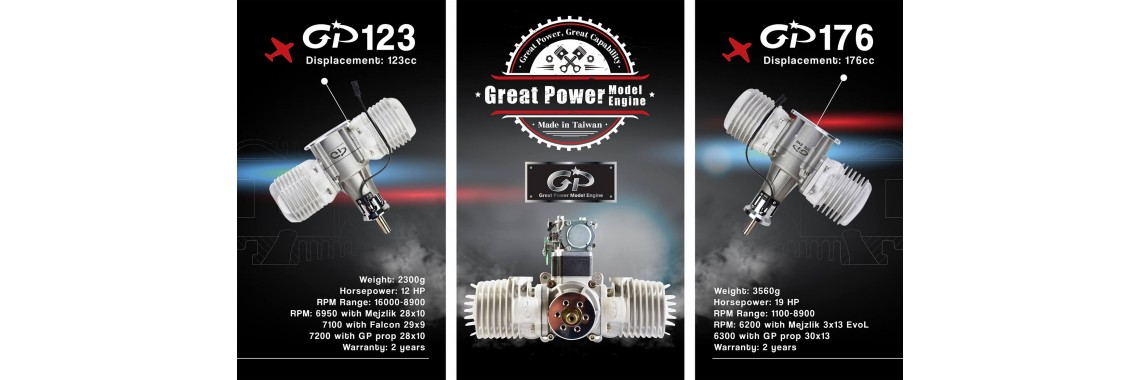 Great Power Engines