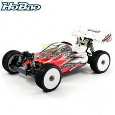 HOBAO HYPER VS 1/8 RTR BUGGY RED W/100A ESC