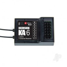 Ikonnik Hitec 6-Channel Aircraft Receiver