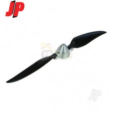 JP Folding Propeller 14x8 With CNC Aluminium Spinner