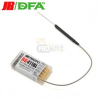 JR/DFA RG411BL 4-Channel Park Flyer 2.4GHz DMSS Receiver w/Telemetry
