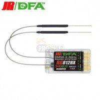JR/DFA RG812BX 8-Channel DMSS XBus Supported Receiver