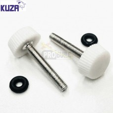 Kuza 3mm Canopy & SFG Bolts (4pcs)