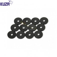 Kuza 50~220cc Engine Mounting POM Washers 6mm (12pcs)