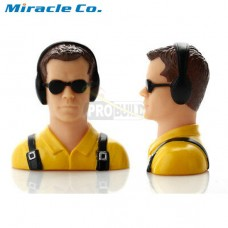 Miracle Civilian 1/6th Pilot - Yellow