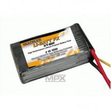 Multilex Li-Batt 3s 800mah 11.1v