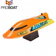 ProBoat Jet Jam 12-inch Pool Racer, Orange: RTR