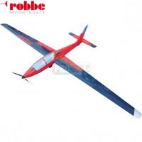 ROBBE MDM-1 FOX 3,5 M GLIDER ARF FULL GRP PAINTED AEROBATICS GLIDER