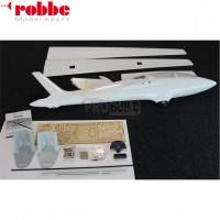 ROBBE MDM-1 FOX 3,5 M GLIDER FULL GRP WHITE AEROBATICS GLIDER