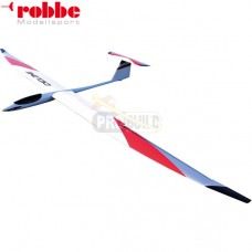 ROBBE CYCLONE 5,5 M PNP WITH GRP FUSELAGE, TWO 3- PARTIAL WINGS WITH ABACHI-PLANKING