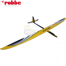 ROBBE SCIROCCO 4,0 M ARF FULL-GRP HIGH-PERFORM ANCE SAILPLANE WITH 4-FOLDING WINGS