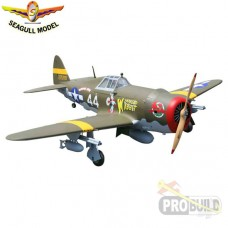 Seagull P-47 Razorback 38-50cc (with retracts) 80in