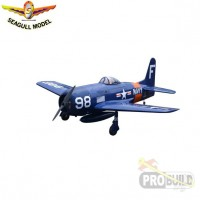 Seagull Grumman F8F-2 Bearcat Conquest 33cc (71in) (SEA-324)