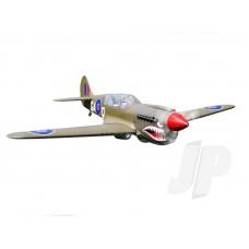 Seagull Curtiss P-40 Warhawk 20cc