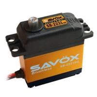SAVOX SB2231SG HV 40KG 0.10S @ 7.4V