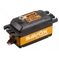 Savox SC-1251MG Low Profile Size Coreless Servo