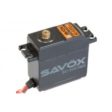 Savox SC-0251 Larger-Standard Size Digital Servo