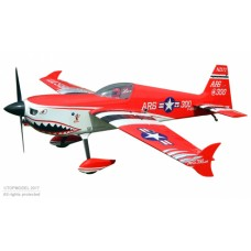 "SkyWing ARS 300 XFC 120cc 102"" ARF REDBIRD SCHEME"