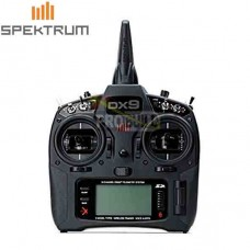 Spektrum DX9 Black Transmitter Only MD2 EU